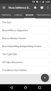 MuscleMecca Bodybuilding Forum screenshot 0