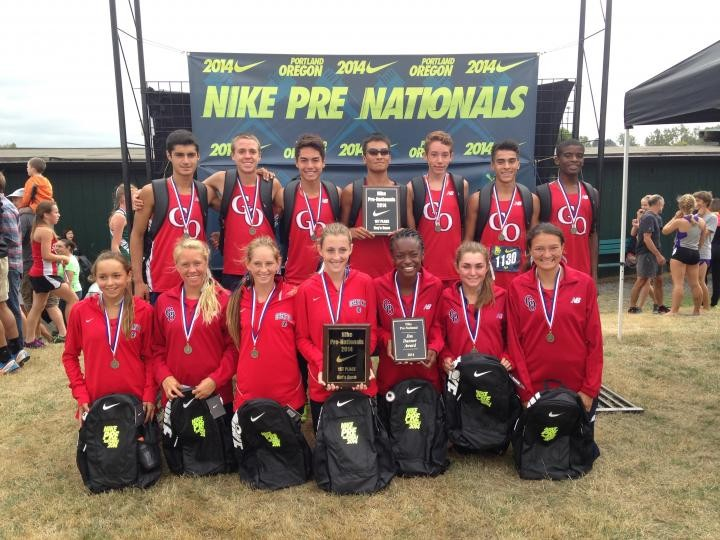 Great Oak team Nike