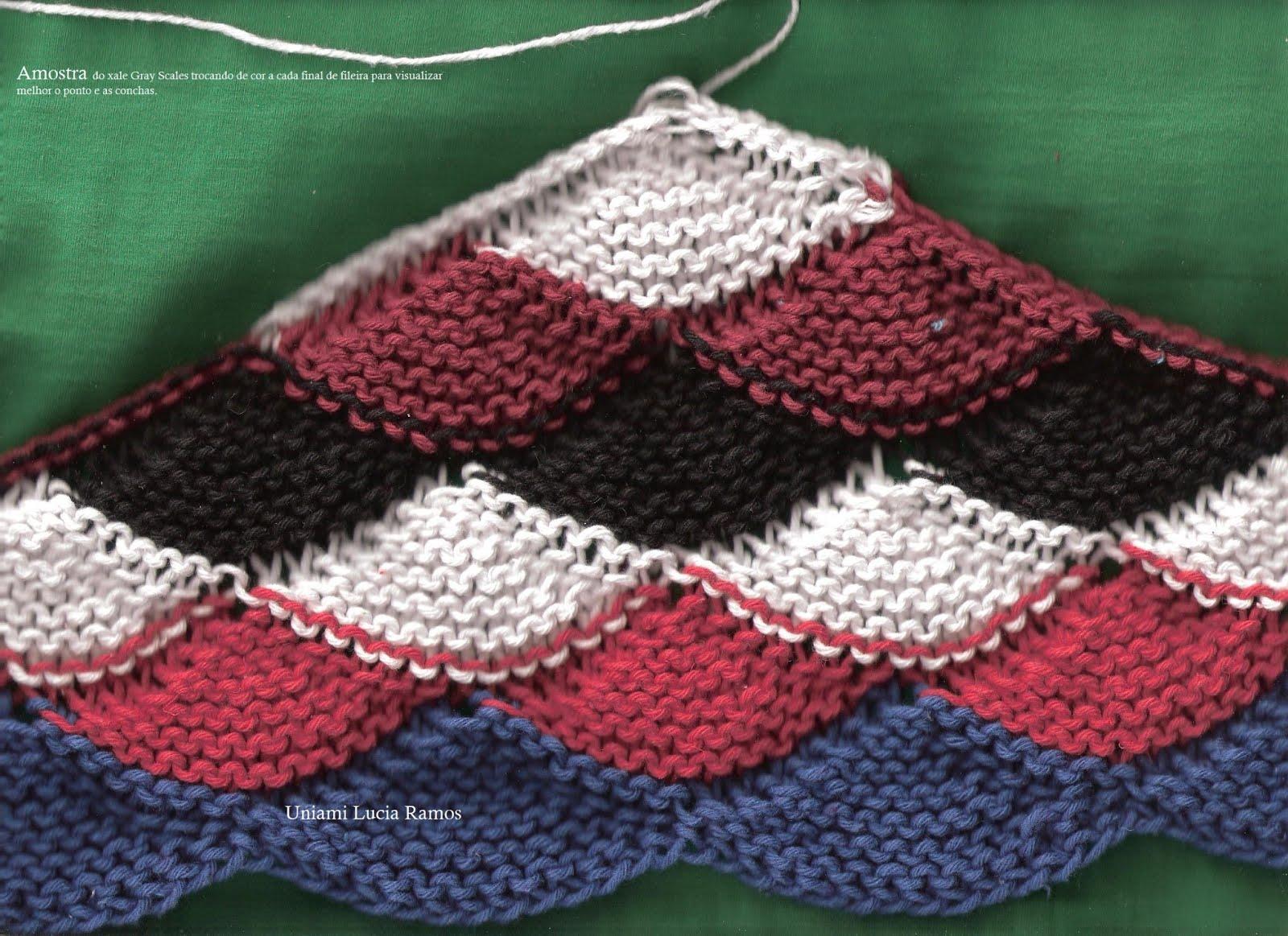 Uniami crochet faa uma miniatura do xale fandeluxe Image collections