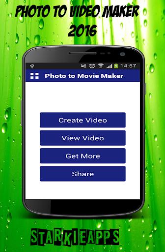 ビデオメーカーの写真