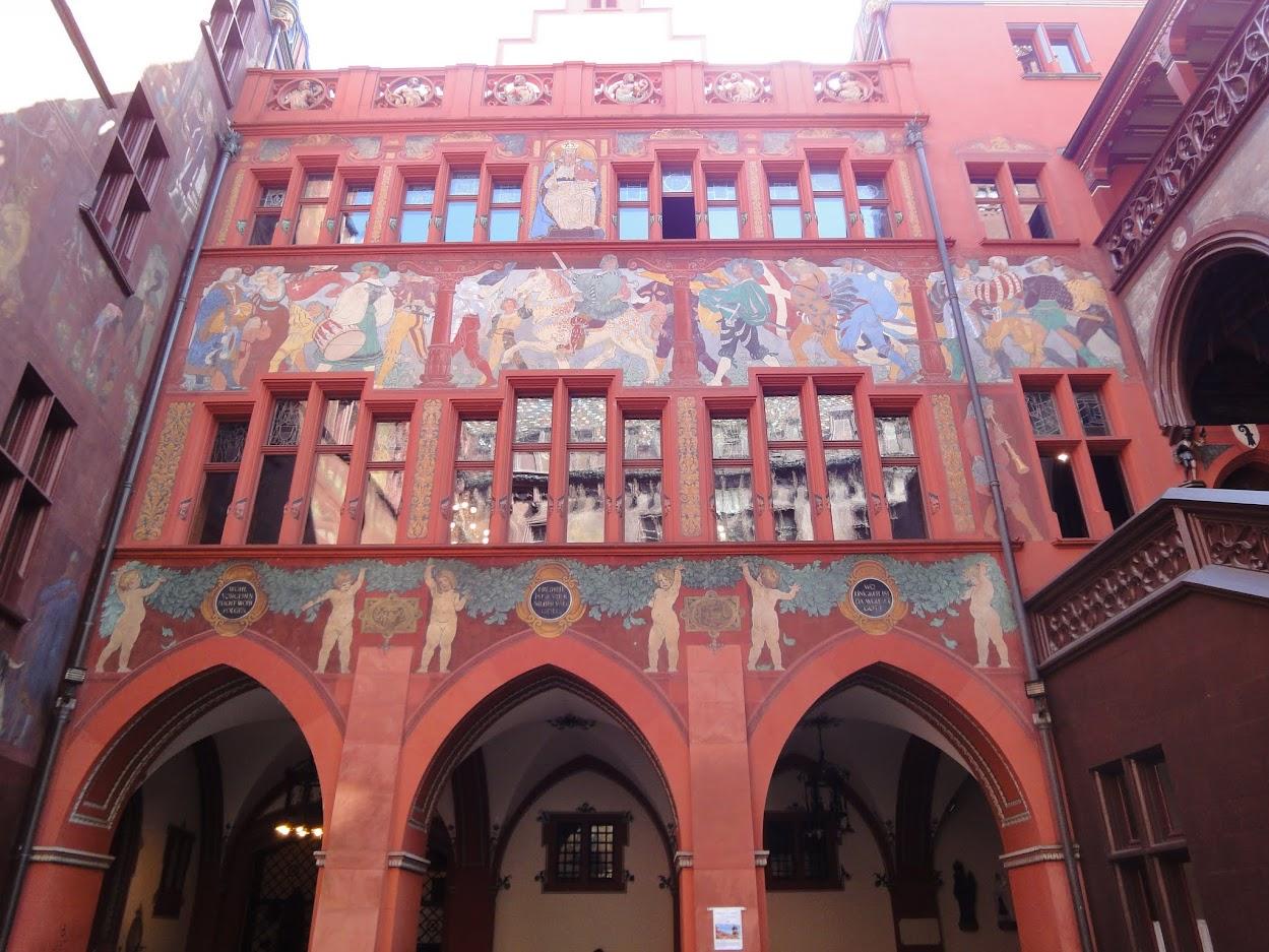 Hôtel de ville de Bâle