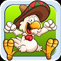 Mega Chick Rush Run Adventure icon