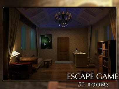 Escape Game: 50 rooms 1 Mod Apk (Unlimited Hints) 6