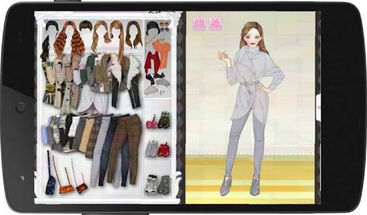 Meagan Stylish Dress Up screenshot 2