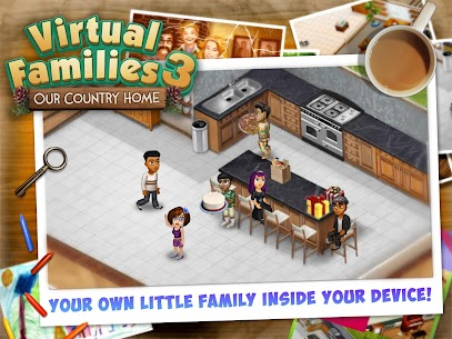 Virtual Families 3 Mod Apk (Unlimited Money) 8