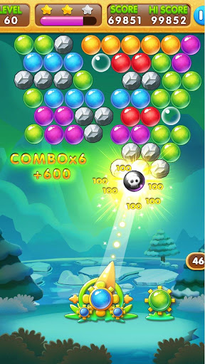 玩免費解謎APP|下載버블 퍼즐 - Bubble Puzzle app不用錢|硬是要APP