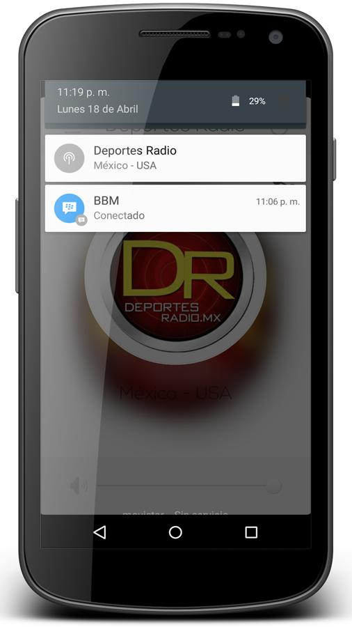 Deportes Radio- screenshot