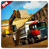 Heavy Excavator Crane Simulator 2018 Android APK Download Free By Extreme Simulation Games Studio