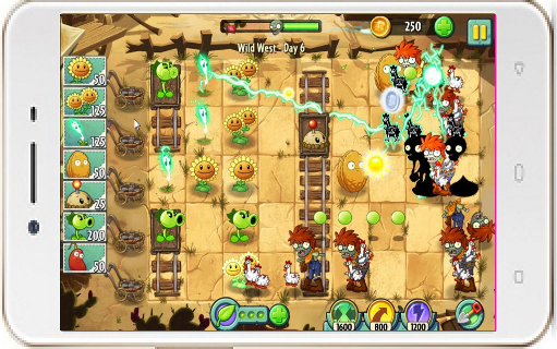 Cheat plants vs. zombies 2 (PVZ2) for PC