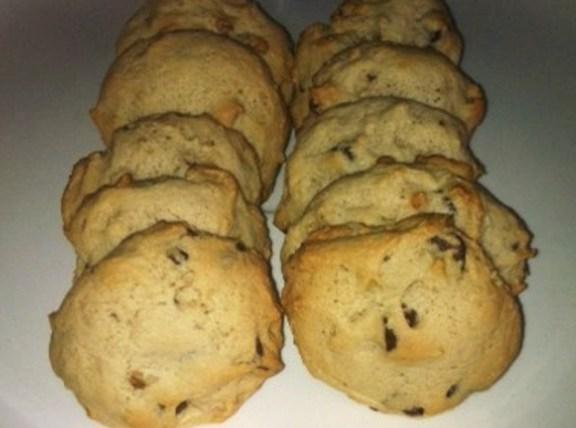 Low Fat Chocolate Chip Cookies Recipe