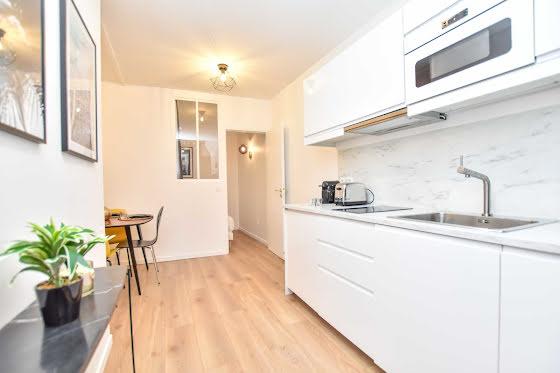 Location appartement meublé 3 pièces 30 m2