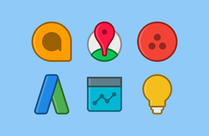 ANDROMEDA – Icon Pack v2.1
