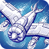 Doodle Combat - Army Air Force Planes Battle Android APK Download Free By Foghop