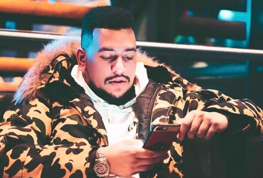 AKA has dropped Touch My Blood, an album he has said will be his last.