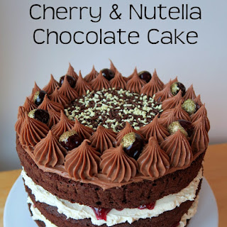 Nutella Chocolate Cake Recipes