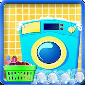 Laundry Cloth washing games
