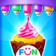 Ice Cream Cone Cupcake-Cupcake Mania
