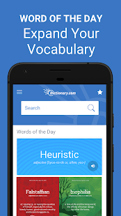 Dictionary.com Premium Screenshot