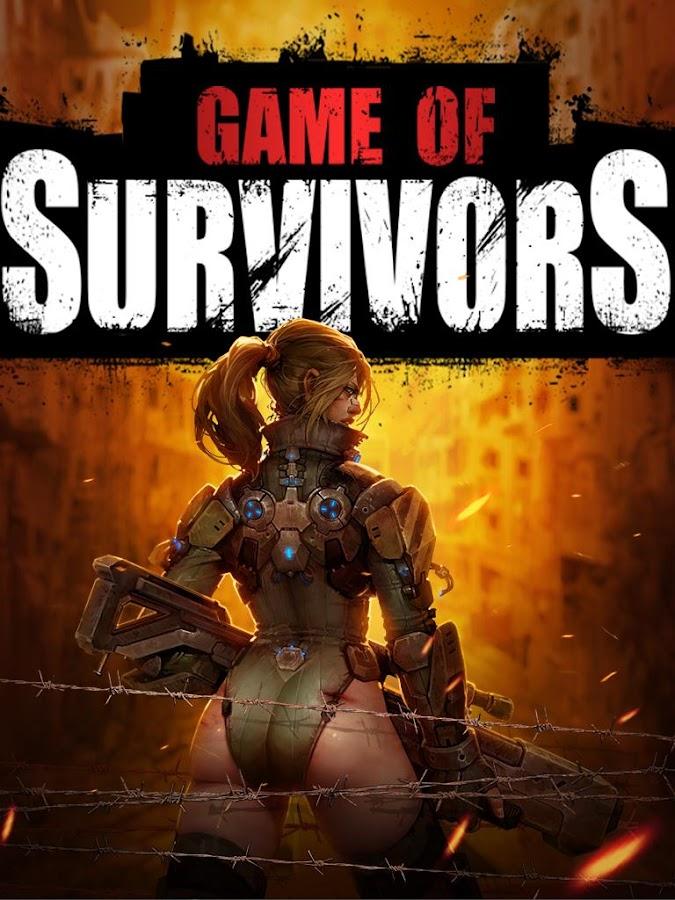 Survivor Spiele