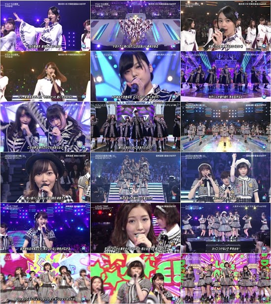 (TV-Music)(1080i) AKB48 46G Part – Music Station Super Live 2016 161223