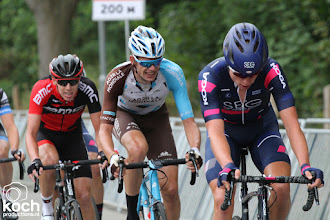 Photo: 24-06-2017: Wielrennen: NK weg beloften: MontferlandJaap de Jong (Chambery Cyclisme Formation)