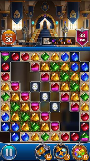 Jewel Royal Castle: Match3 puzzle apkpoly screenshots 7