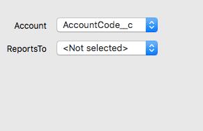 選手データも同様に球団のコードを参照先キーに指定