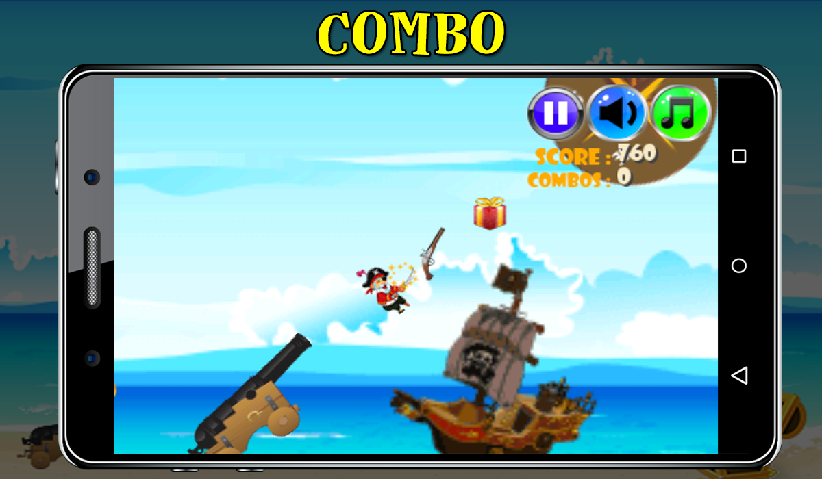 Pirate Ship- screenshot