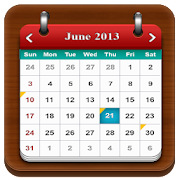 Business Calendar Event TODO  Icon