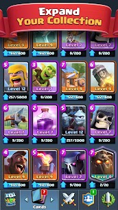 Clash Royale 2.0.1 MOD (Unlimited Gems/Crystal) Apk 3