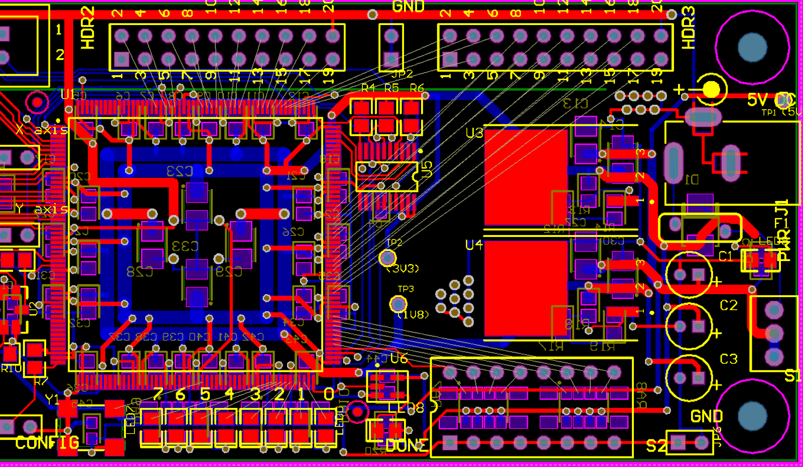 To Autoroute Or Not A History Of Failed Design Automation How Did I Do The Printed Circuit Board Layout In First Place Pcb Autorouter Before