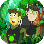 Wild Jungle Kratts Adventures world