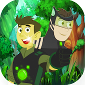 Wild Jungle Kratts Adventures world