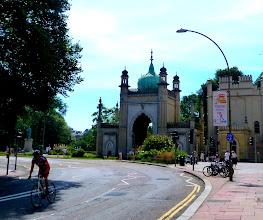 Photo: Gateway to the Royal Pavilion