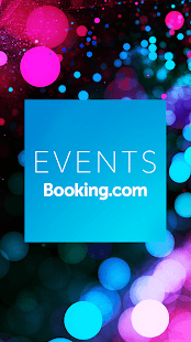 Events Booking.com - náhled