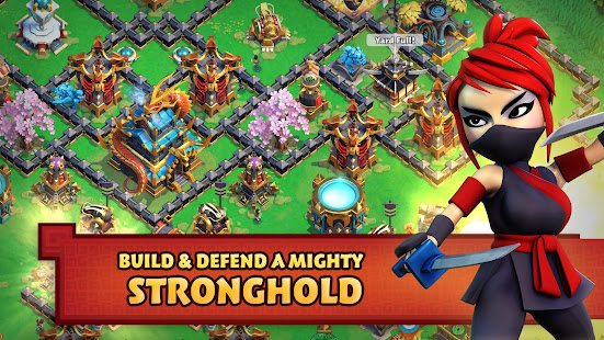 Mod Game Samurai Siege: Alliance Wars for Android