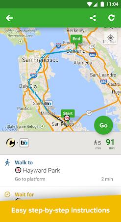 Citymapper - Real Time Transit 4.4.1 screenshot 31694