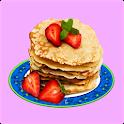 Pancakes Recipes! Free! icon