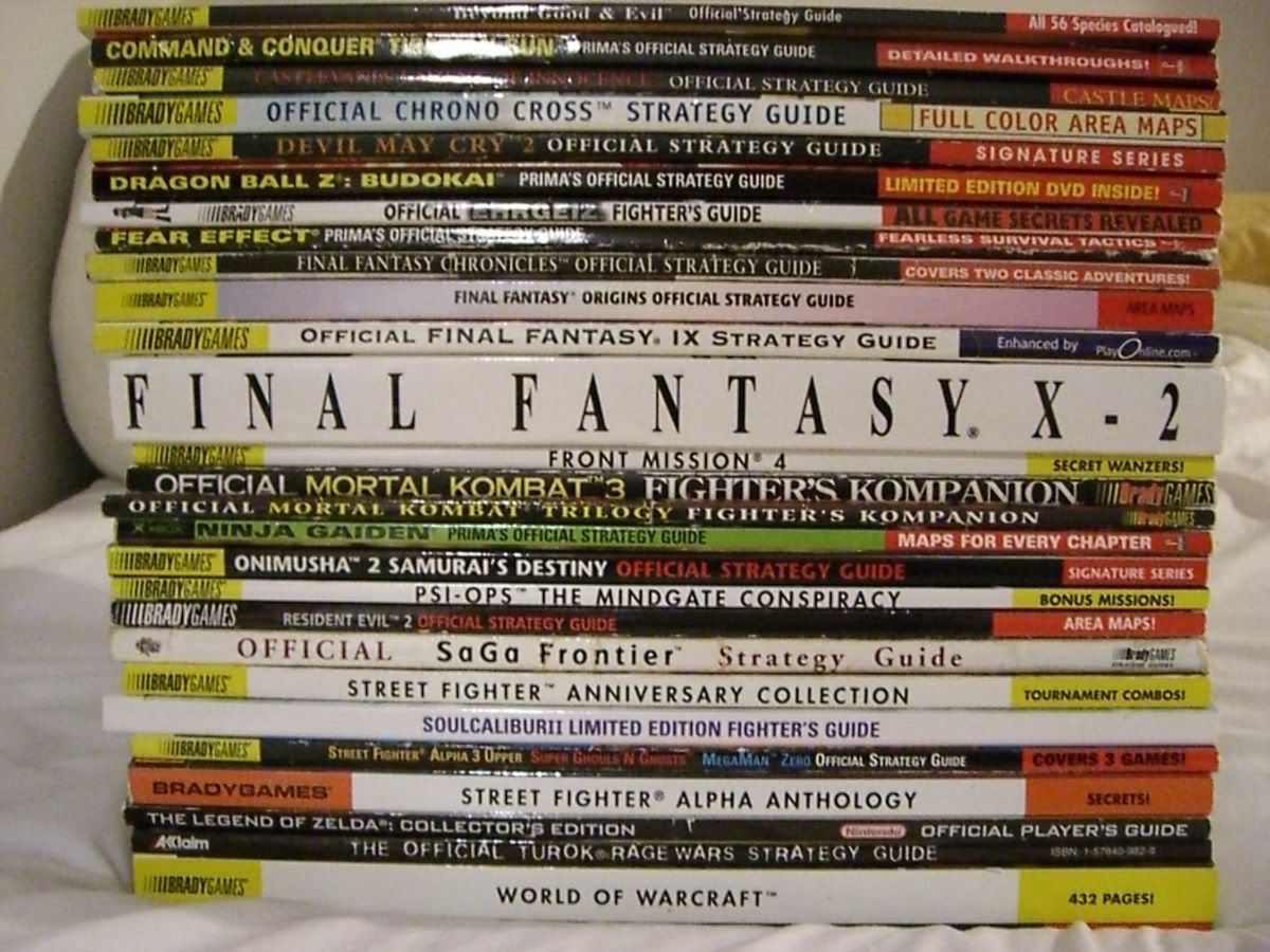 Video Game Collecting Guides and Articles