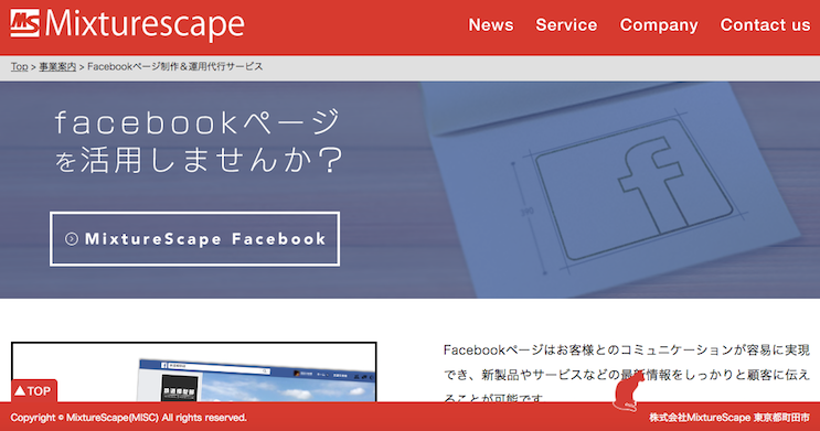 株式会社MixtureScape