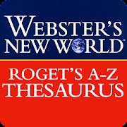 Webster's Thesaurus