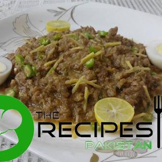 How to Make Bihari Mutton Keema - English and Urdu