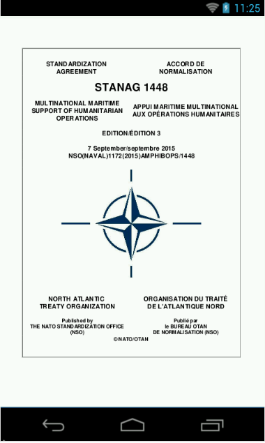 Nato Standardization Agreements Choice Image Agreement Letter Format