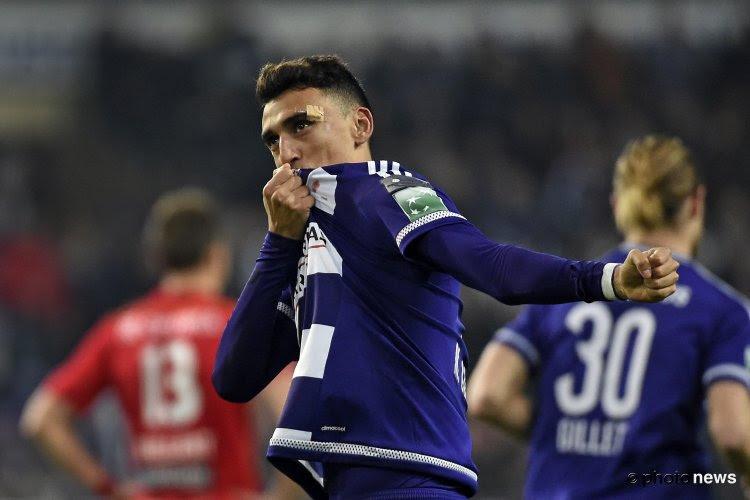 📷 Matias Suarez n'a pas oublié Anderlecht