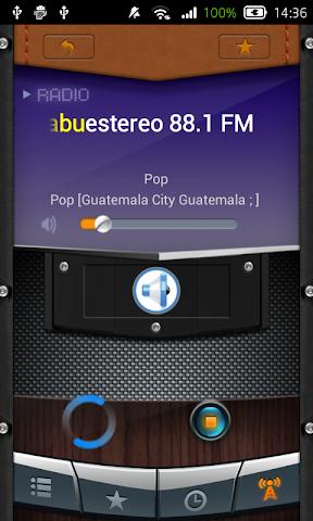 android Radio Guatemala Screenshot 0