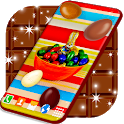 Chocolate Eggs 3D Wallpaper 🍫 Easter Wallpapers icon