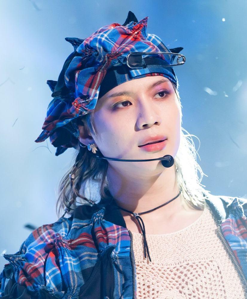 Shinee's Taemin.