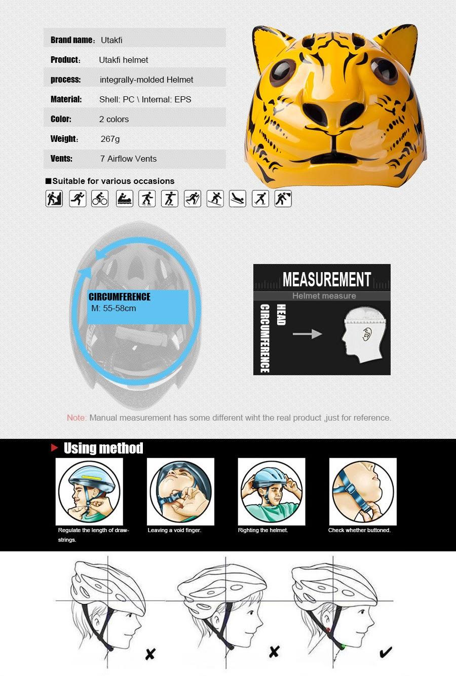 Nón bảo hiểm Tiger Utakfi 7
