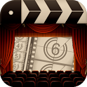 Movies and trailers icon