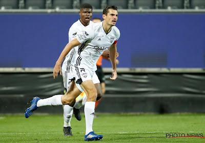 Eupen verliest verdediger die op het punt staat om te tekenen in Bulgarije